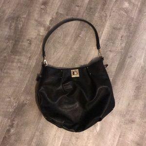 Good Condition Black Hobo Bag